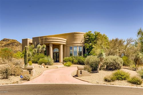 Photo of 22175 N DOBSON Road, Scottsdale, AZ 85255 (MLS # 6111566)