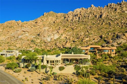 Photo of 10805 E CANDLEWOOD Drive, Scottsdale, AZ 85255 (MLS # 6160566)