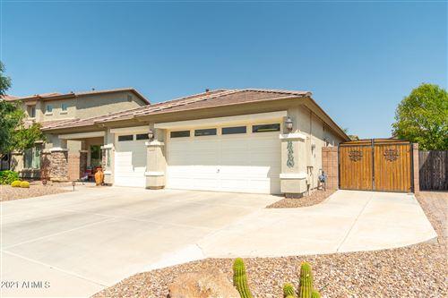 Photo of 44542 W REDROCK Road W, Maricopa, AZ 85139 (MLS # 6293566)