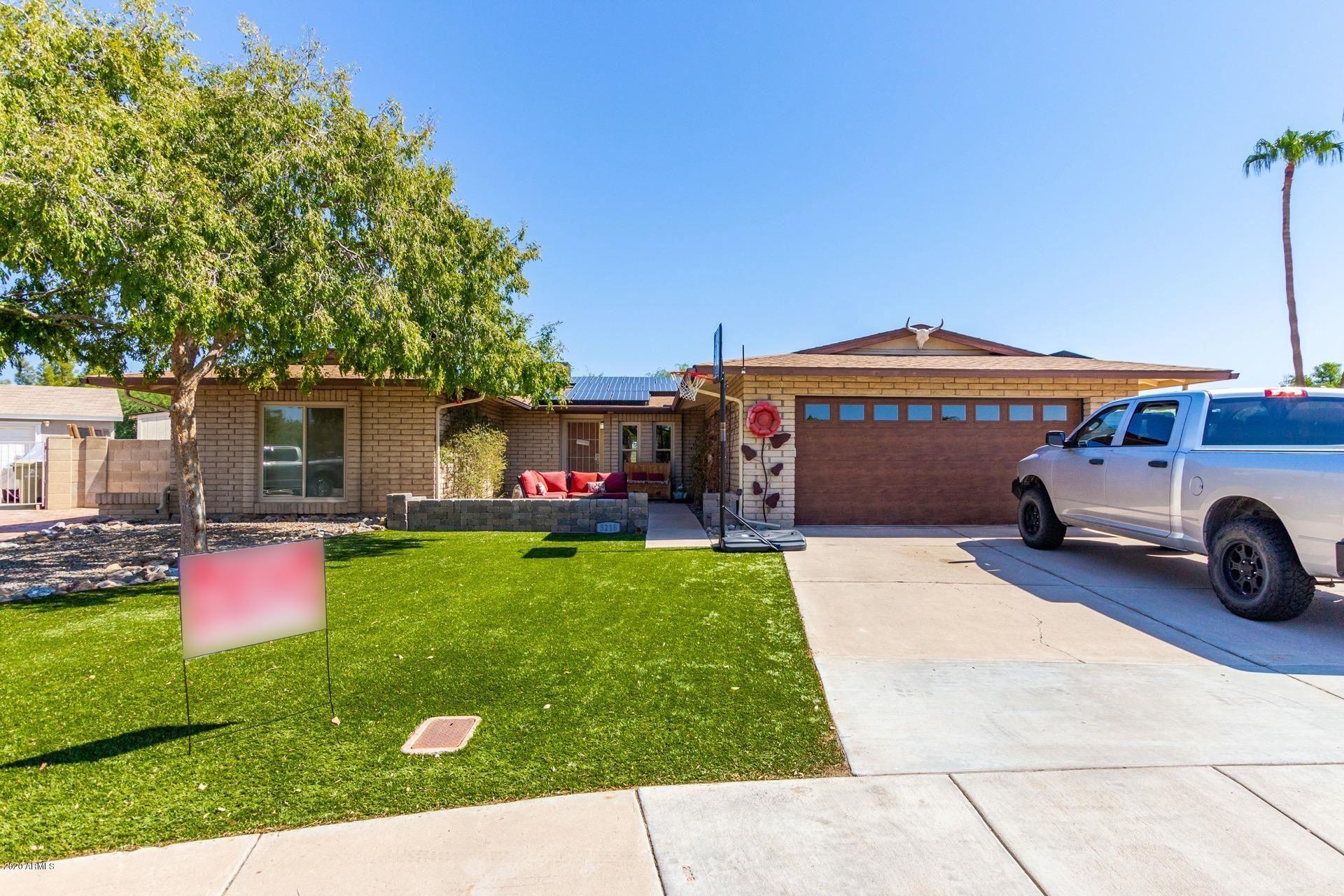5218 W AIRE LIBRE Avenue, Glendale, AZ 85306 - MLS#: 6127566