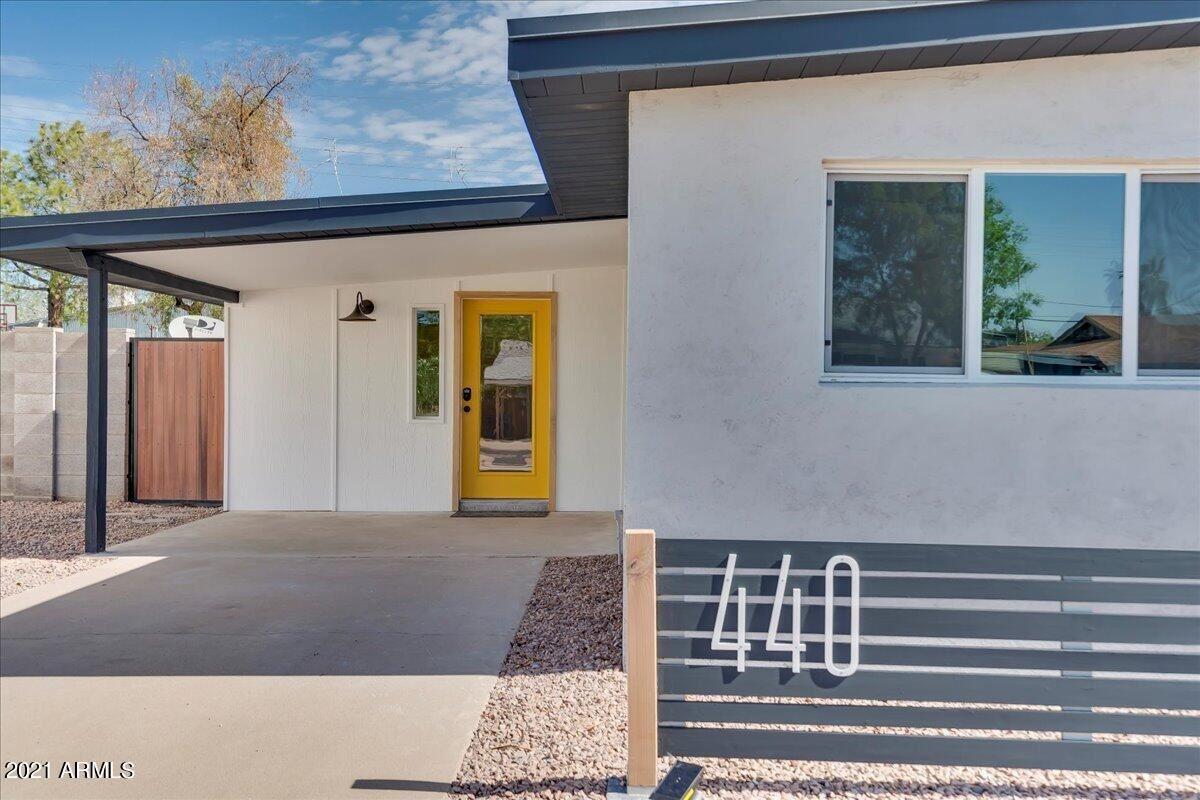 Photo of 440 E Beatryce Street, Tempe, AZ 85281 (MLS # 6272566)