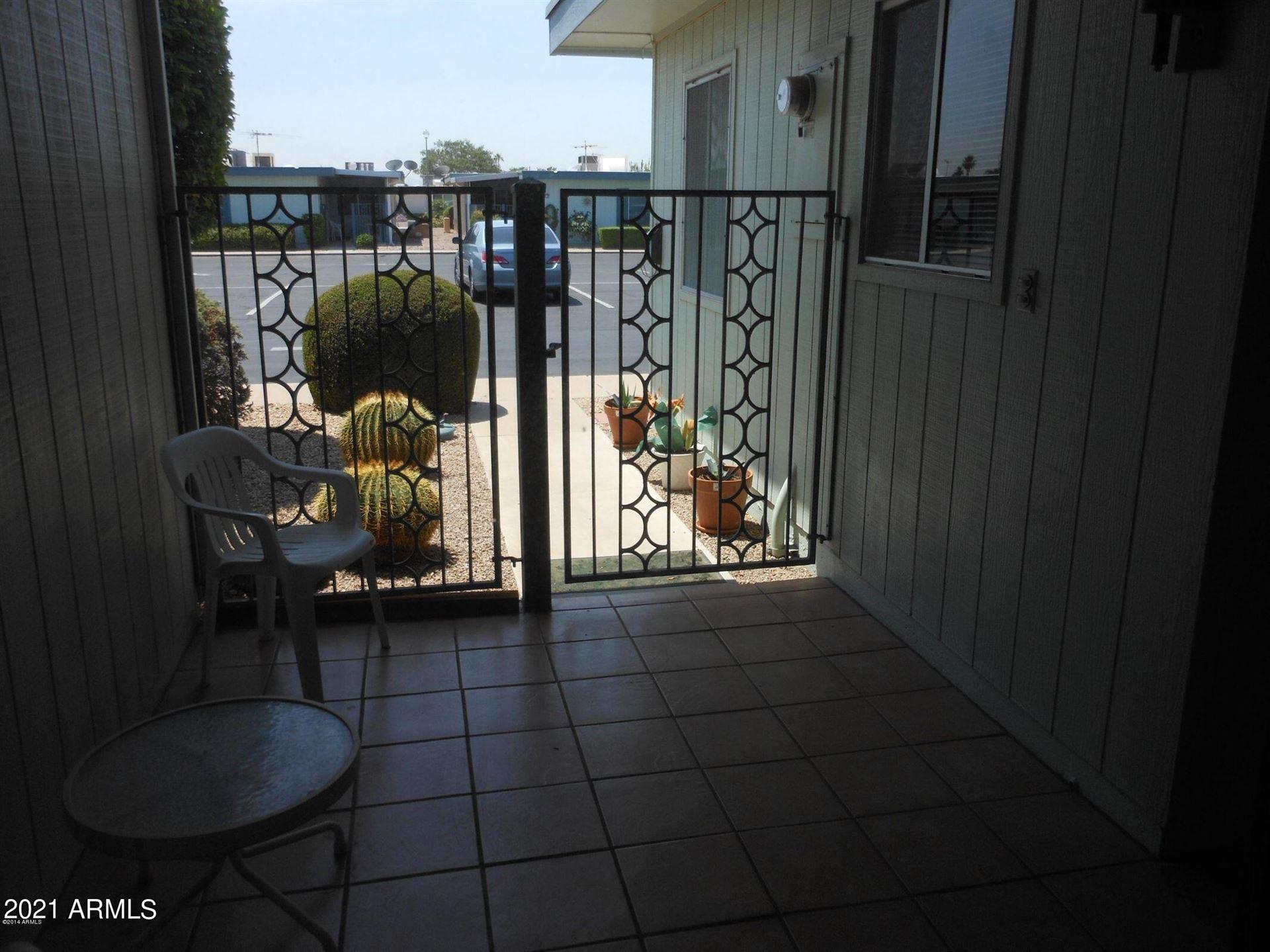 Photo of 13618 N 98TH Avenue #M, Sun City, AZ 85351 (MLS # 6295567)