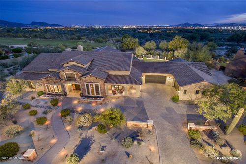 Photo of 8533 E OVERLOOK Drive, Scottsdale, AZ 85255 (MLS # 6136568)
