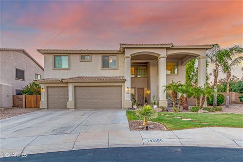 Photo of 43198 W KNAUSS Drive, Maricopa, AZ 85138 (MLS # 6297568)