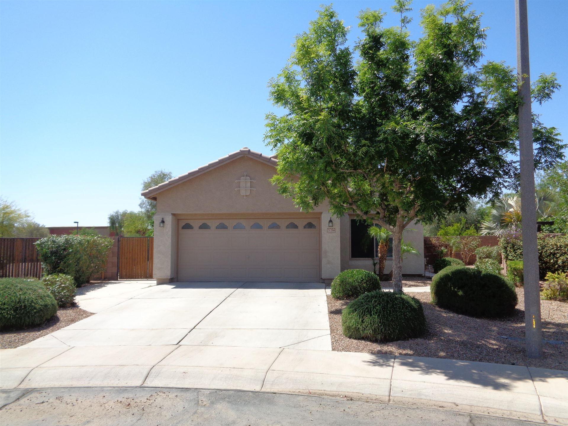 Photo for 21286 N SUNSET Drive, Maricopa, AZ 85139 (MLS # 6233568)