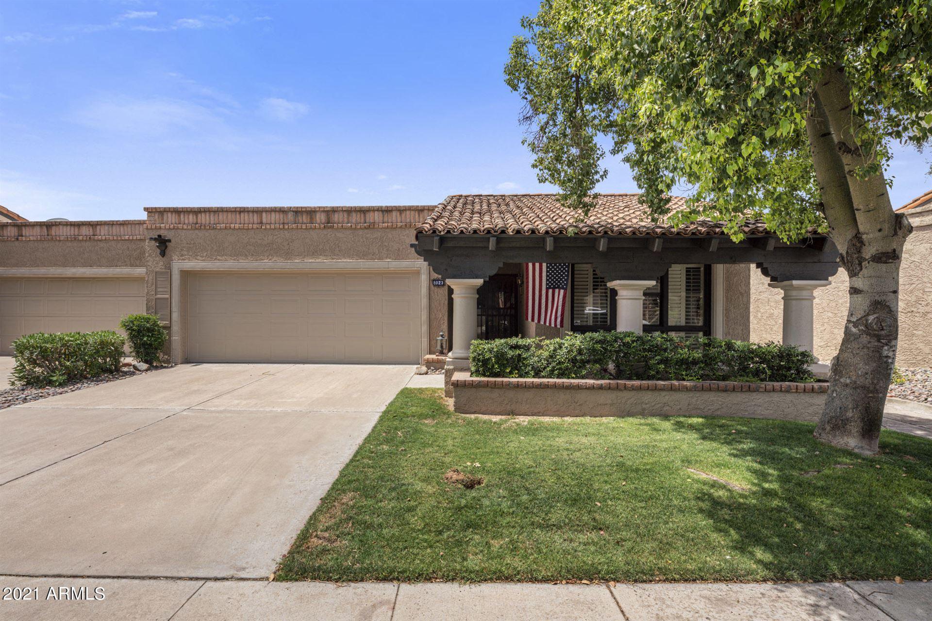 Photo of 8023 E VIA DEL DESIERTO Street, Scottsdale, AZ 85258 (MLS # 6249568)