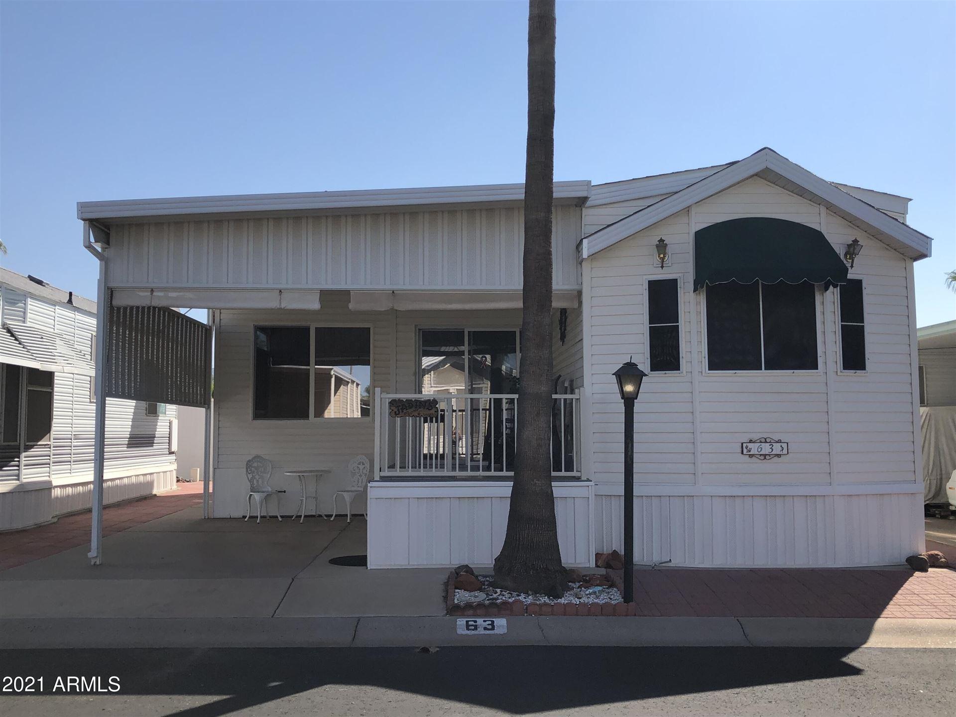 Photo of 63 S JACKNIFE Drive, Apache Junction, AZ 85119 (MLS # 6296568)