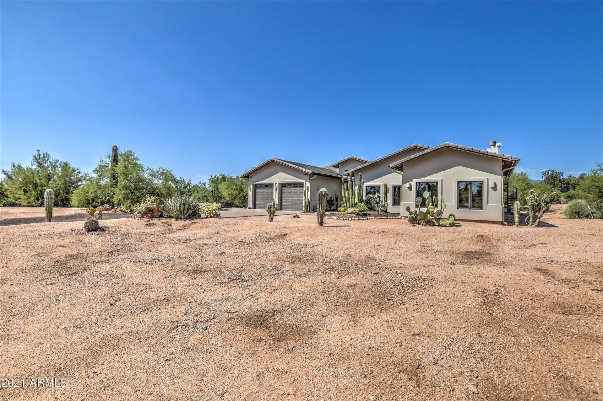 Photo of 6330 E RANCHO DEL ORO Drive, Cave Creek, AZ 85331 (MLS # 6293569)