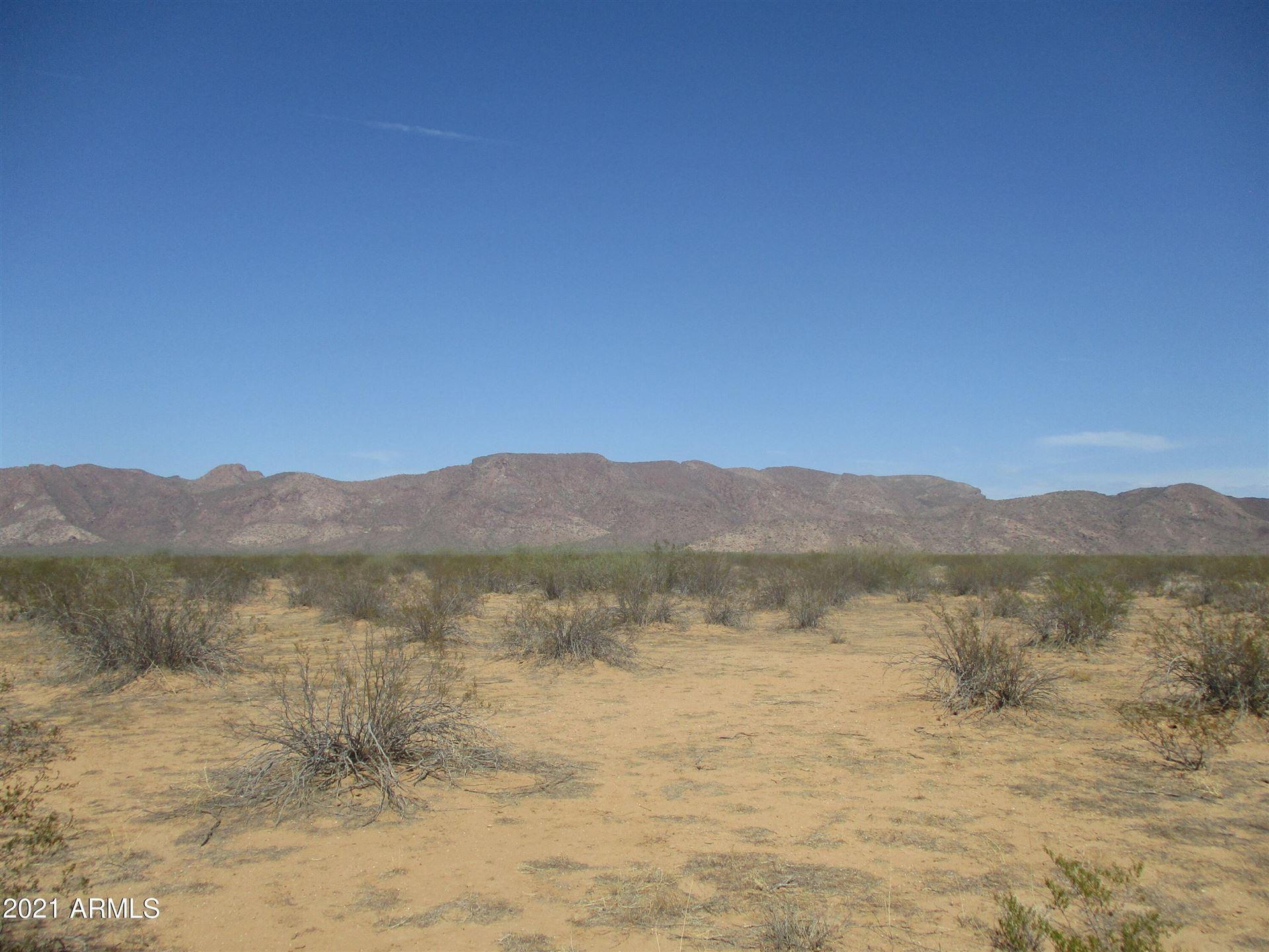 Photo of XXX OSCAR     G Street, Aguila, AZ 85320 (MLS # 6302569)