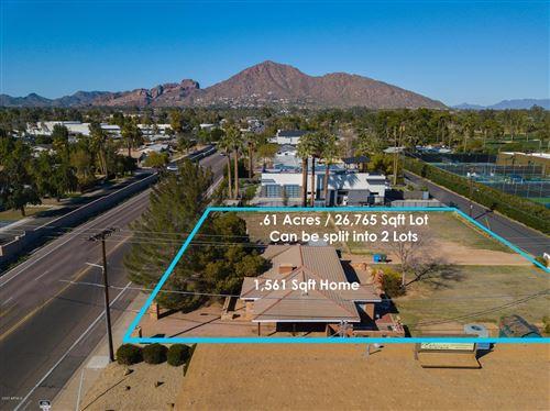 Photo of 2923 N 56TH Street, Phoenix, AZ 85018 (MLS # 6043570)
