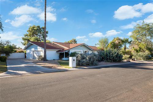 Photo of 6121 E CALLE TUBERIA --, Scottsdale, AZ 85251 (MLS # 6166570)