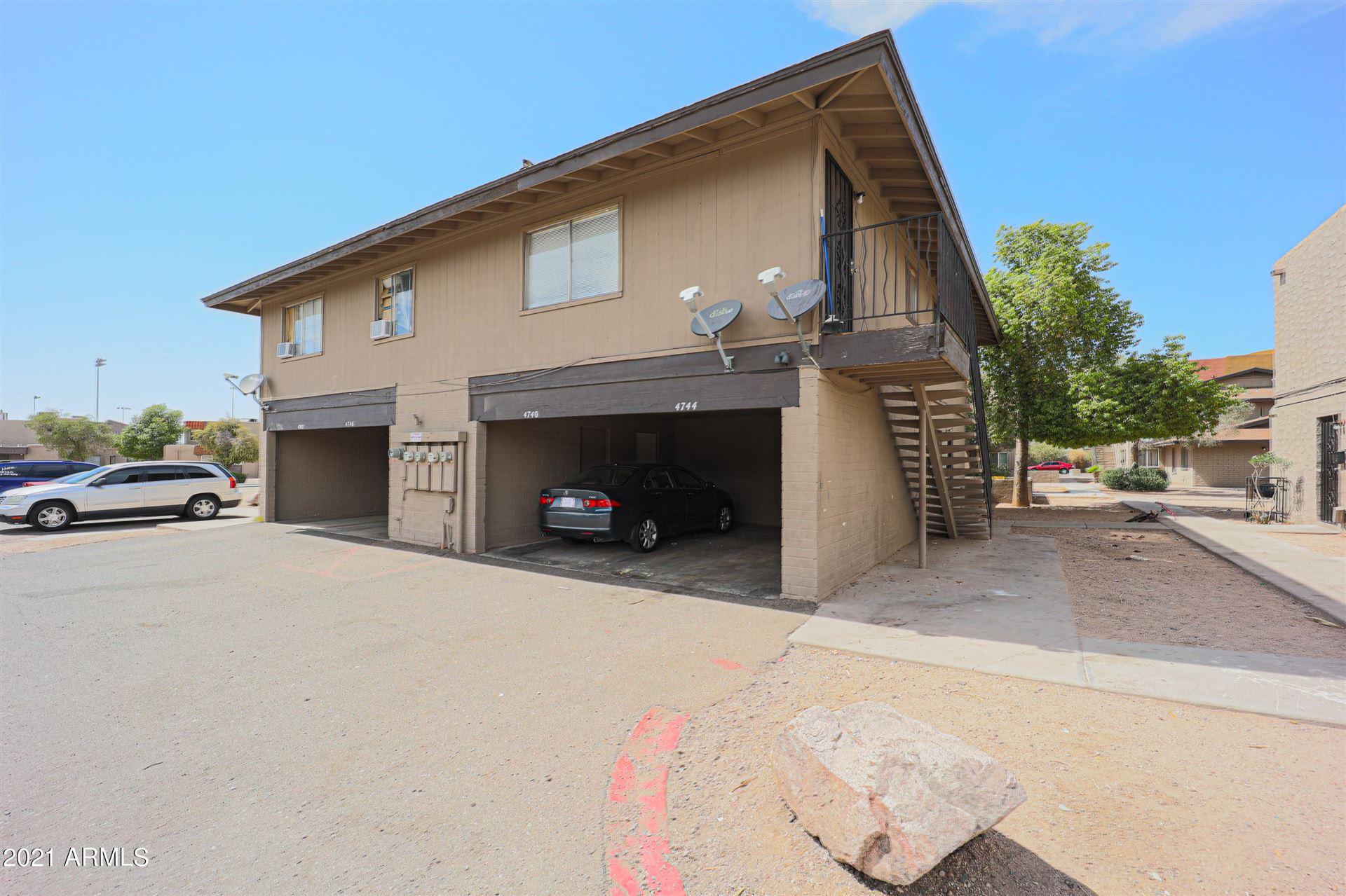 4744 E MORELAND Street, Phoenix, AZ 85008 - MLS#: 6249570