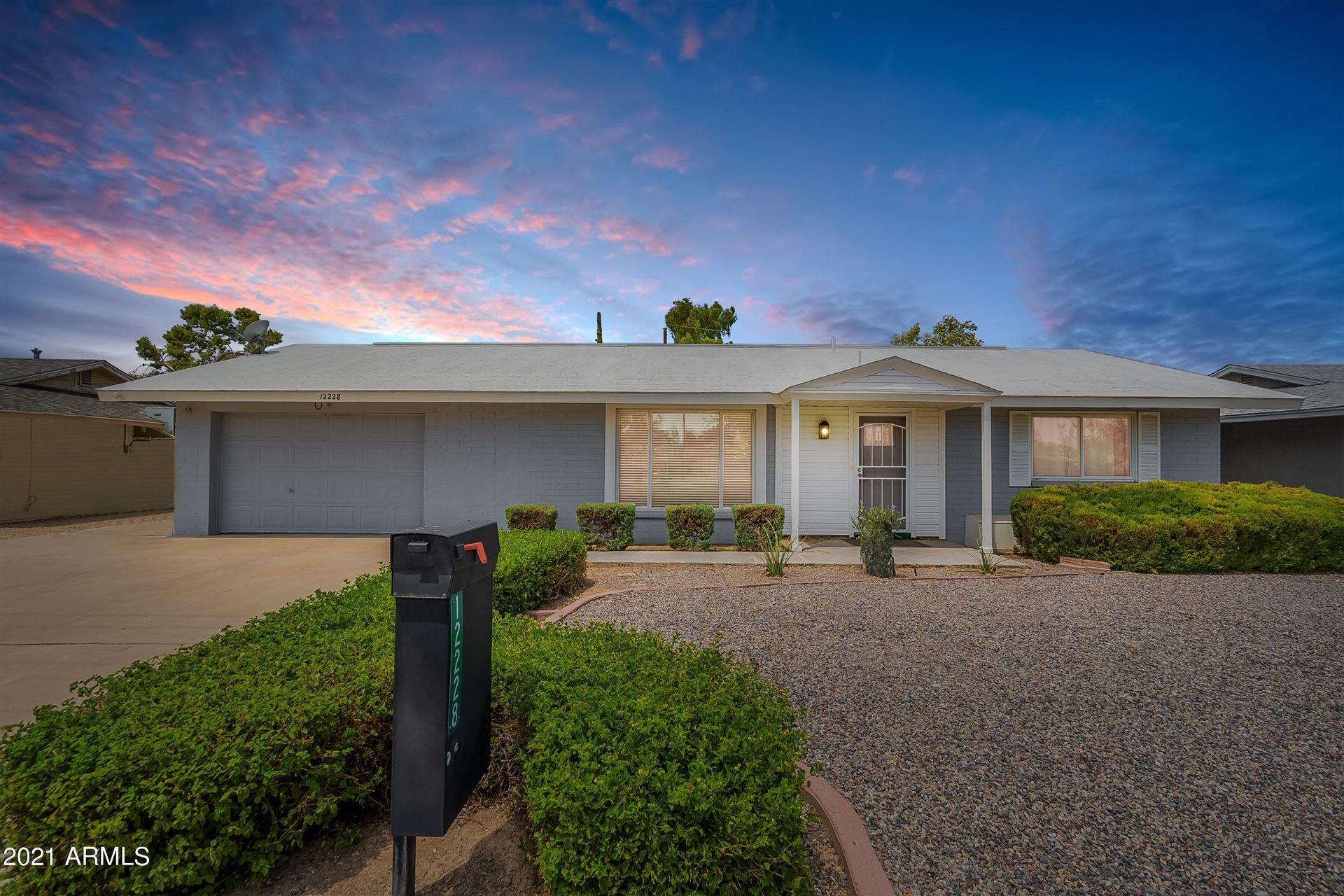 Photo of 12228 N 107TH Avenue, Sun City, AZ 85351 (MLS # 6268570)