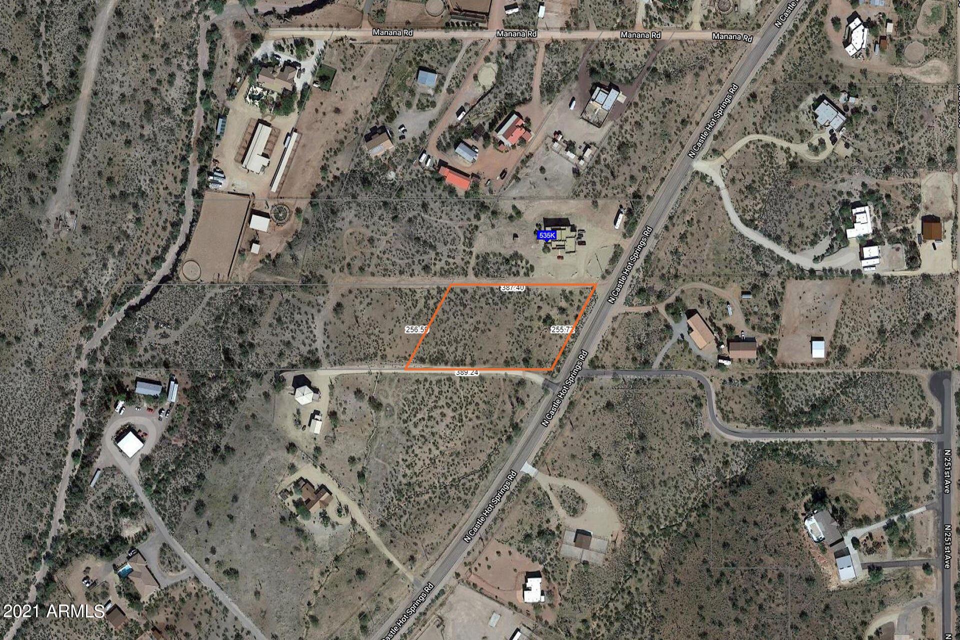 Photo of 42670 N Castle Hot Springs Road, Morristown, AZ 85342 (MLS # 6287570)