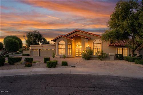 Photo of 9981 E DOUBLETREE RANCH Road, Scottsdale, AZ 85258 (MLS # 6098571)