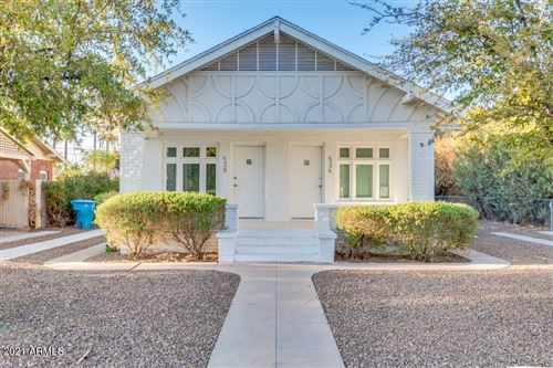 Photo of 526 W CULVER Street, Phoenix, AZ 85003 (MLS # 6298571)