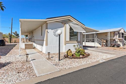 Photo of 652 S ELLSWORTH Road #48, Mesa, AZ 85208 (MLS # 6311571)