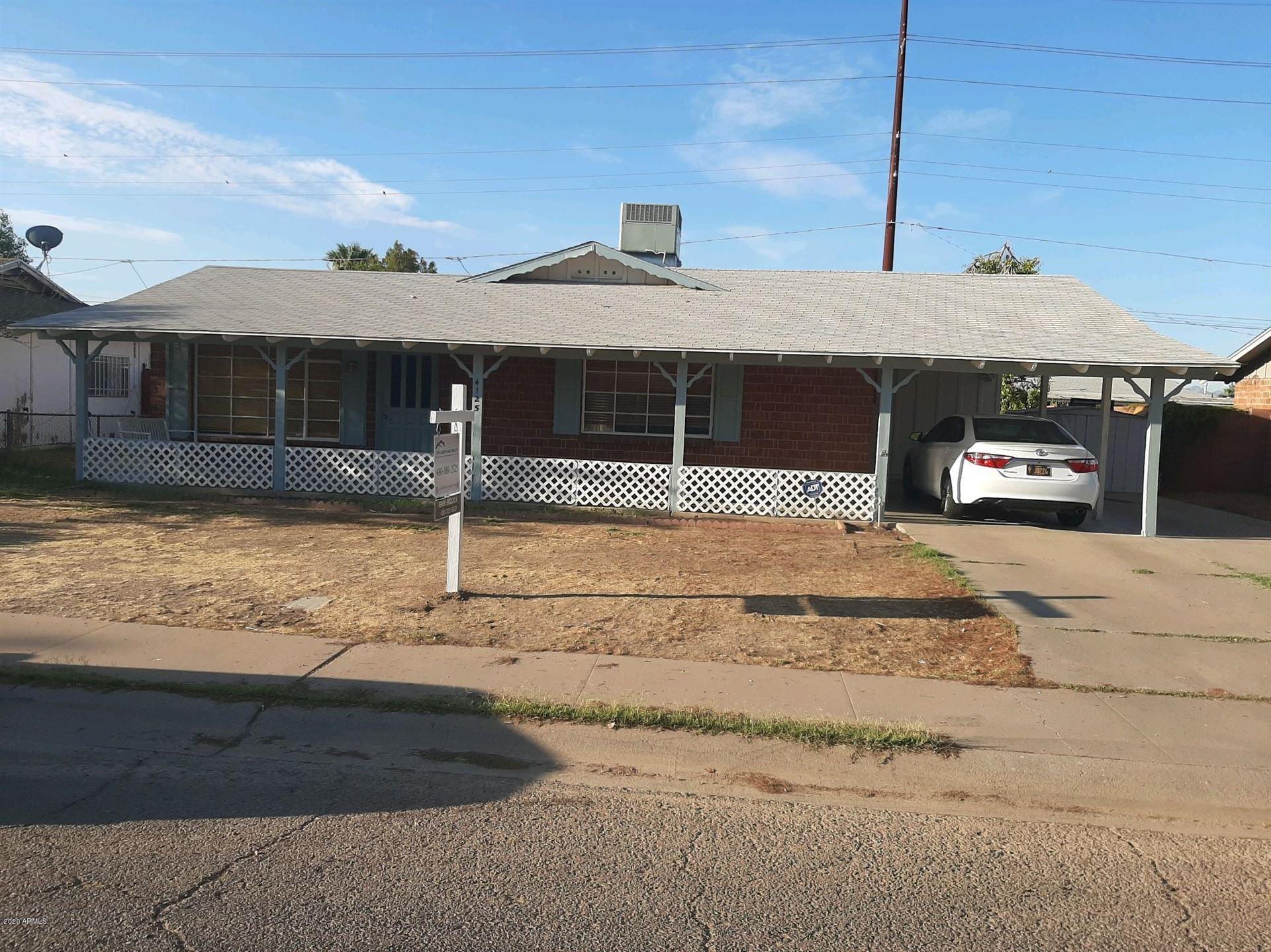 4125 W Claremont Street, Phoenix, AZ 85019 - MLS#: 6100571