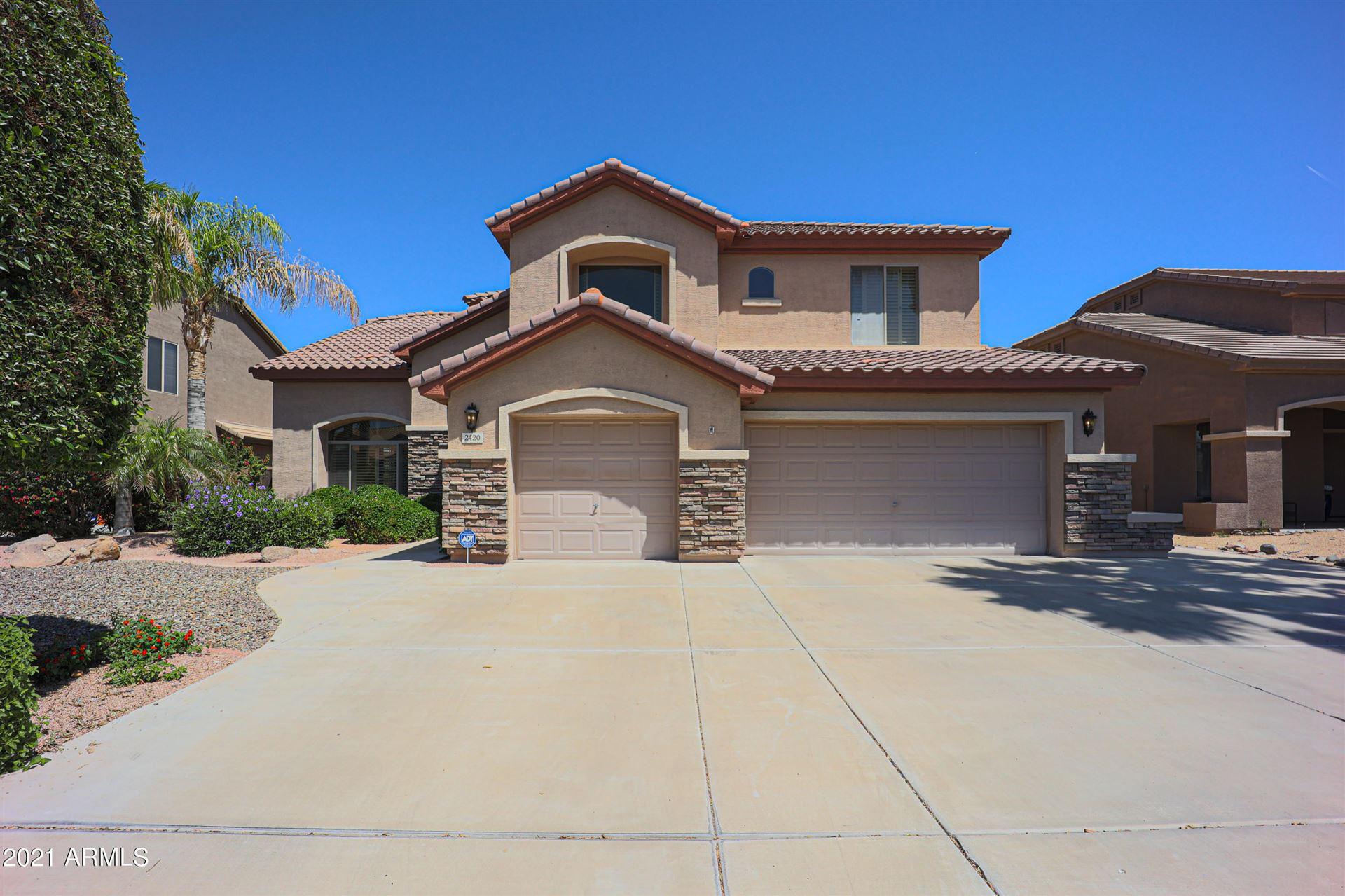 Photo of 2420 W MARLIN Drive, Chandler, AZ 85286 (MLS # 6230571)