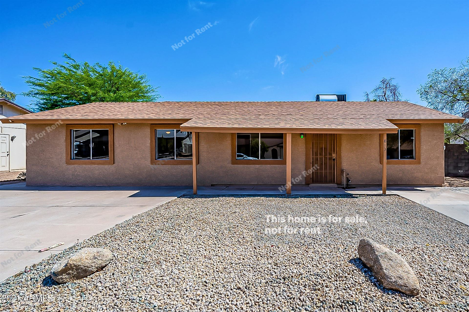 813 W MONTOYA Lane, Phoenix, AZ 85027 - MLS#: 6238571
