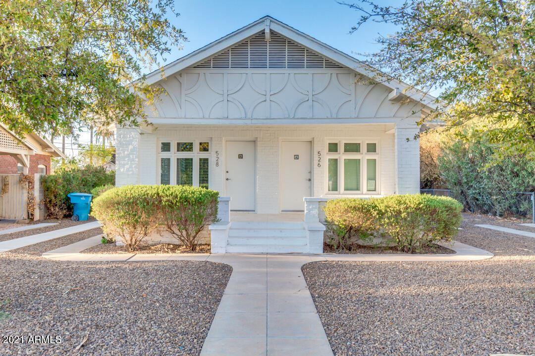526 W CULVER Street, Phoenix, AZ 85003 - MLS#: 6298571