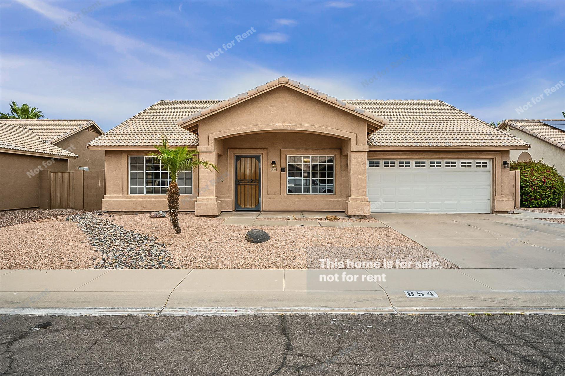 854 E CINDY Street, Chandler, AZ 85225 - MLS#: 6227572