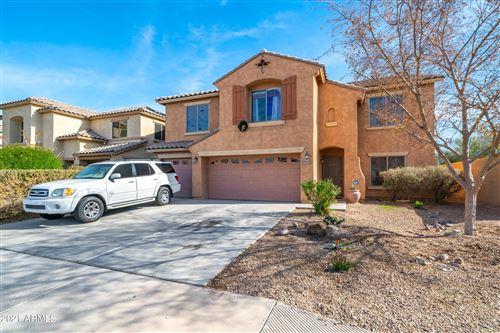 Photo of 19533 N LELAND Road, Maricopa, AZ 85138 (MLS # 6181573)