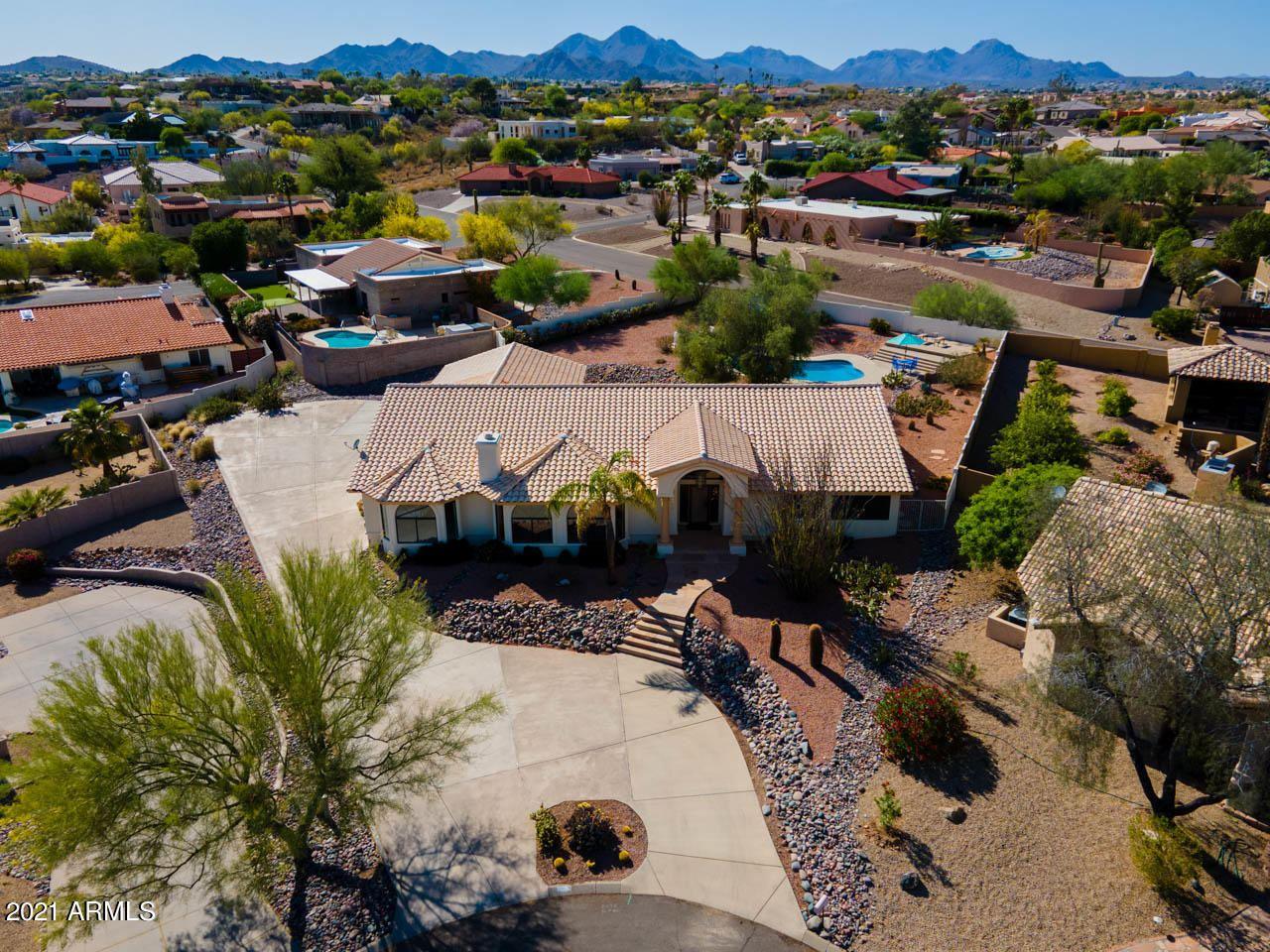 Photo of 16910 E Trojan Court, Fountain Hills, AZ 85268 (MLS # 6232573)