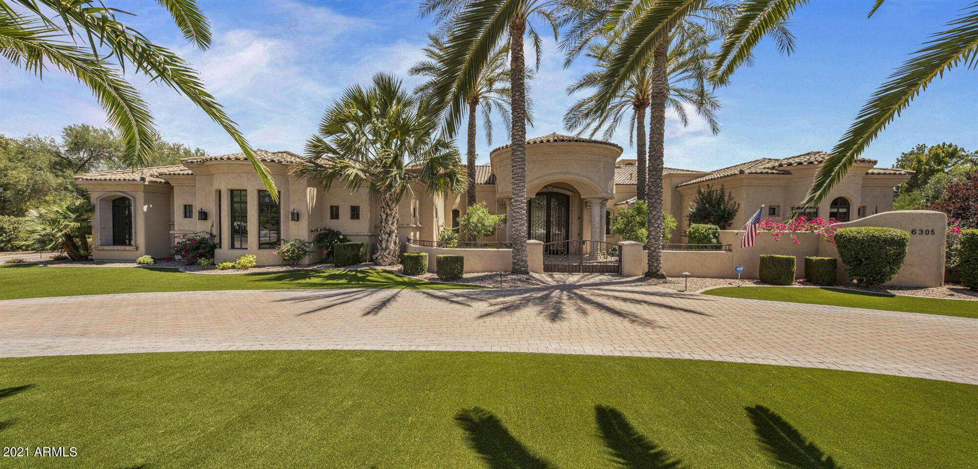 Photo of 6305 E Arabian Way, Paradise Valley, AZ 85253 (MLS # 6249574)