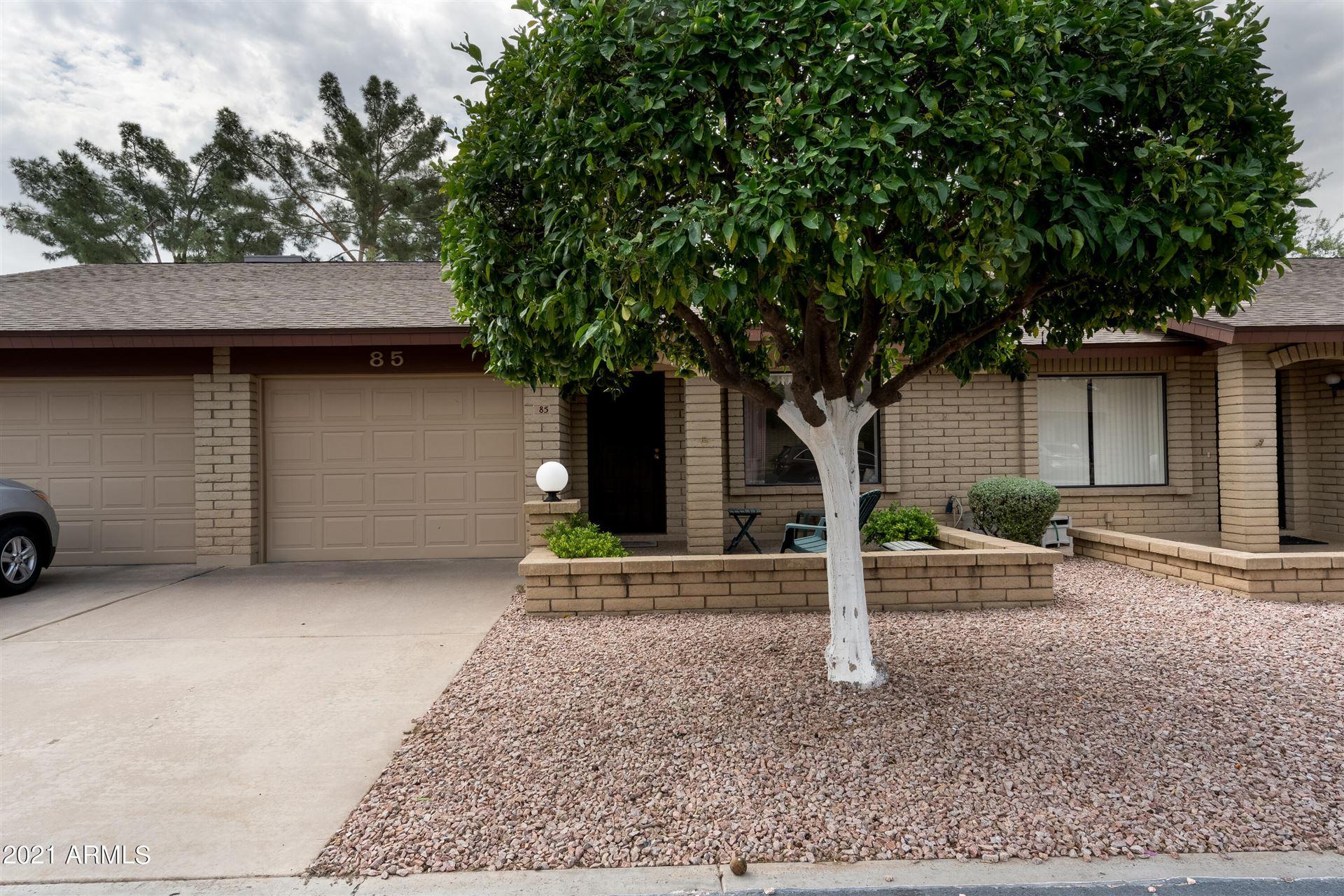 2064 S FARNSWORTH Drive #85, Mesa, AZ 85209 - #: 6295574