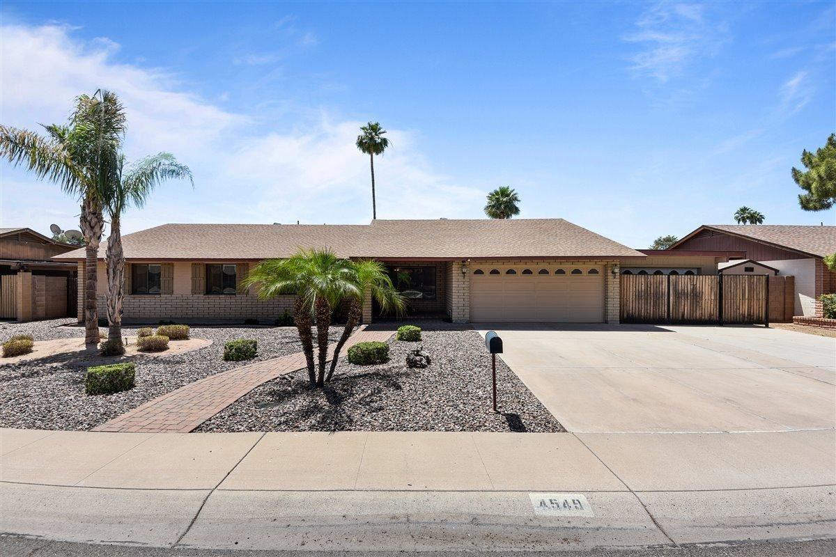 4549 W LARKSPUR Drive, Glendale, AZ 85304 - MLS#: 6236576