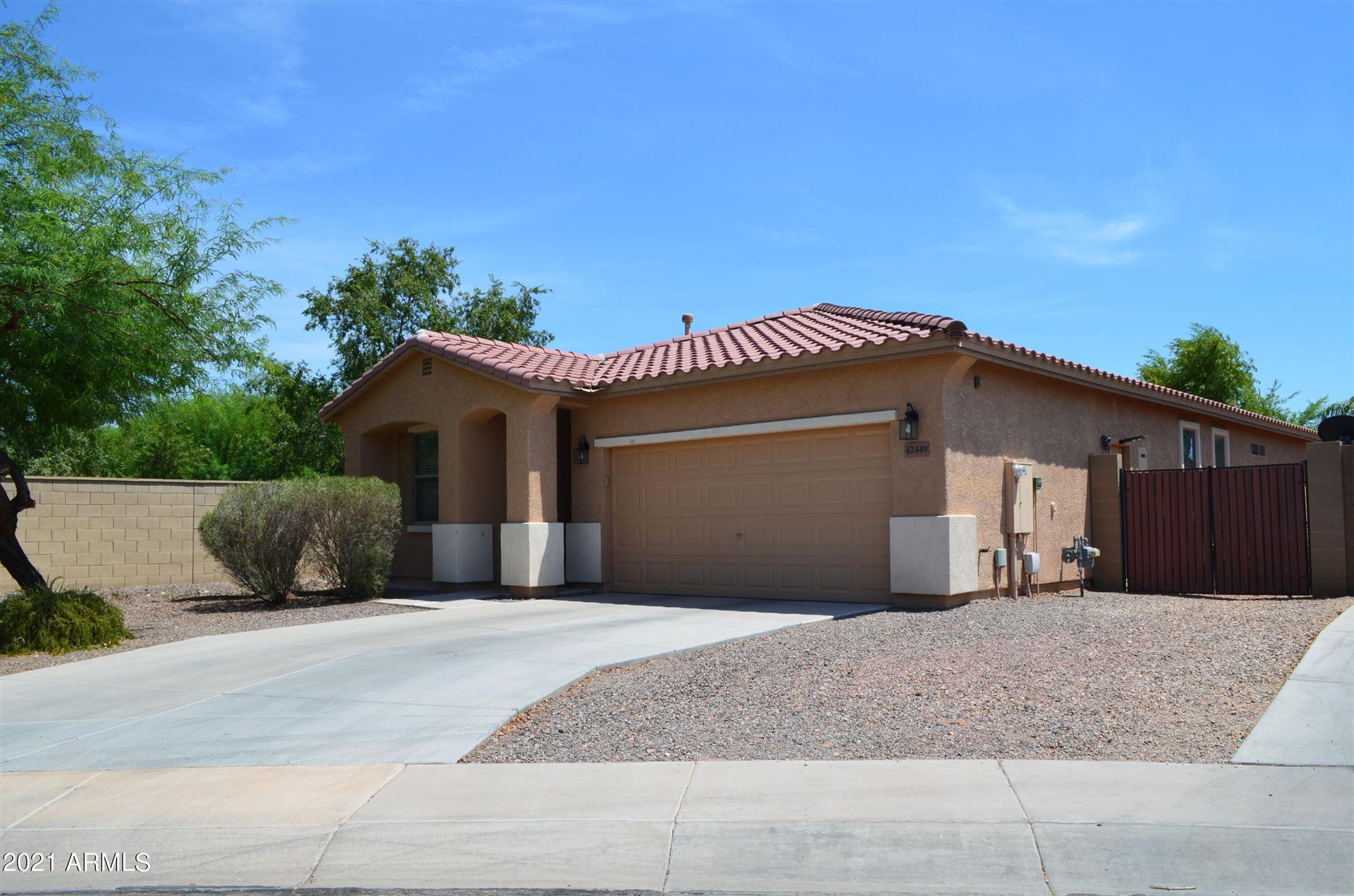 Photo for 42449 W Centennial Court, Maricopa, AZ 85138 (MLS # 6259577)
