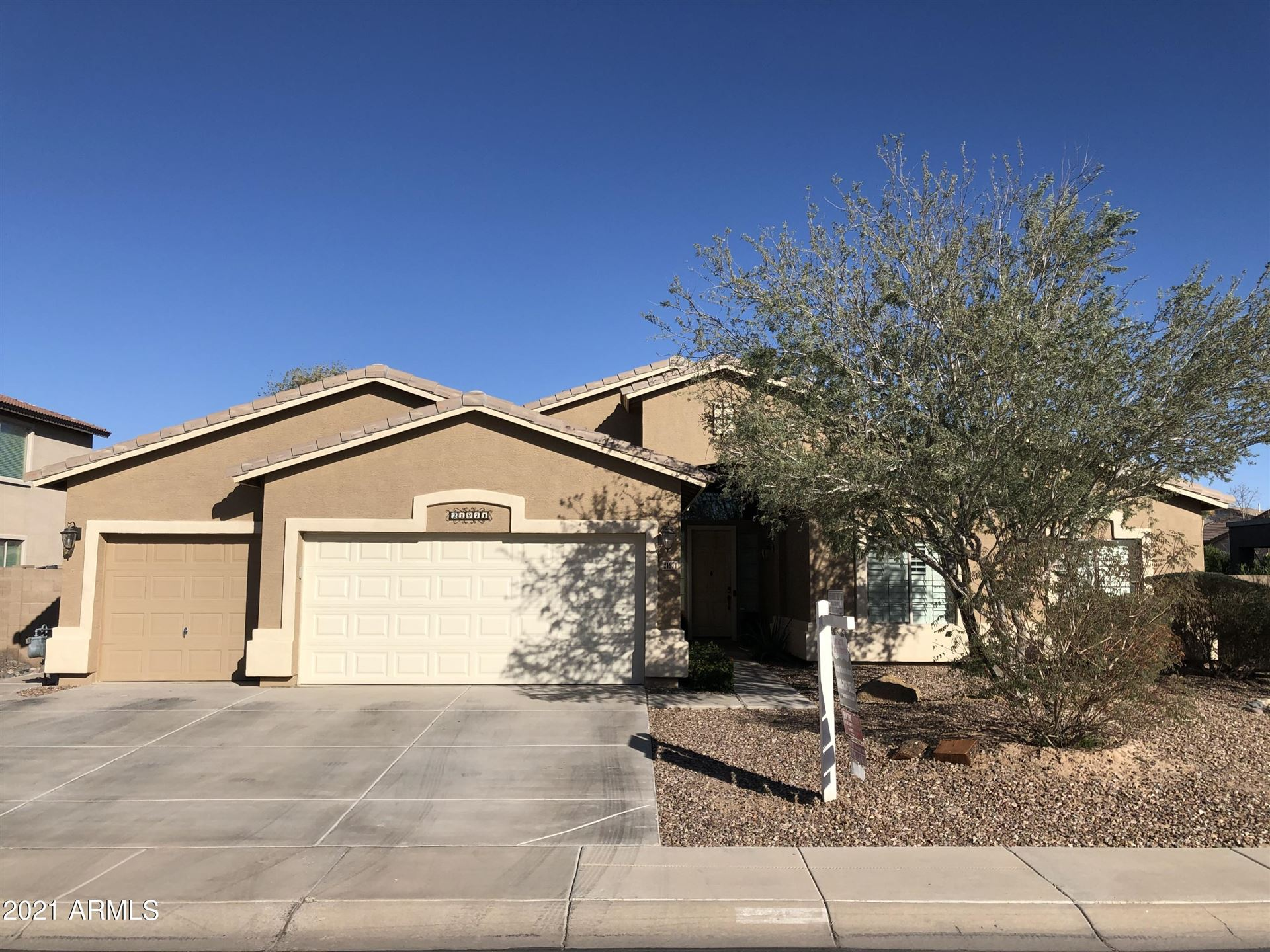 Photo of 21971 N BALBOA Drive, Maricopa, AZ 85138 (MLS # 6188578)