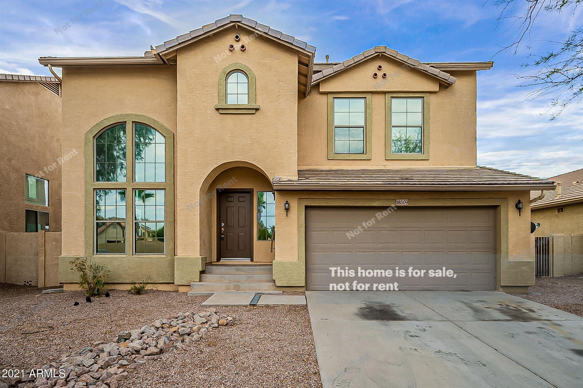 Photo for 18509 N LARKSPUR Drive, Maricopa, AZ 85138 (MLS # 6260578)