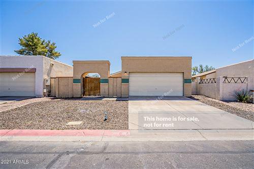 Photo of 619 E JENSEN Street #21, Mesa, AZ 85203 (MLS # 6224579)