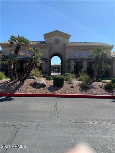 Photo of 16013 S DESERT FOOTHILLS Parkway #1015, Phoenix, AZ 85048 (MLS # 6235579)