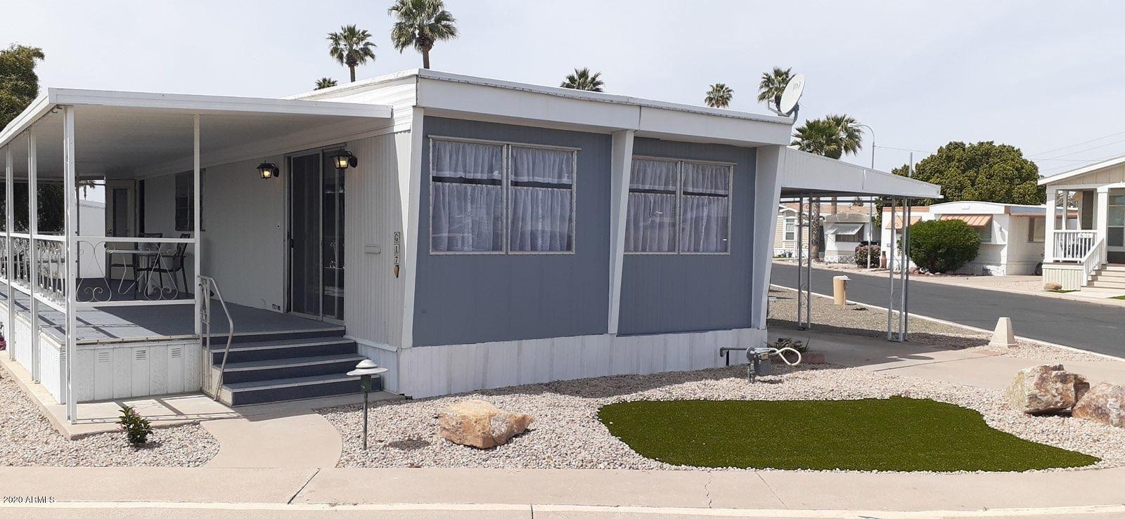 2460 E MAIN Street #G17, Mesa, AZ 85213 - #: 6060579