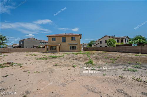 Tiny photo for 17738 N CARMEN Avenue, Maricopa, AZ 85139 (MLS # 6289580)