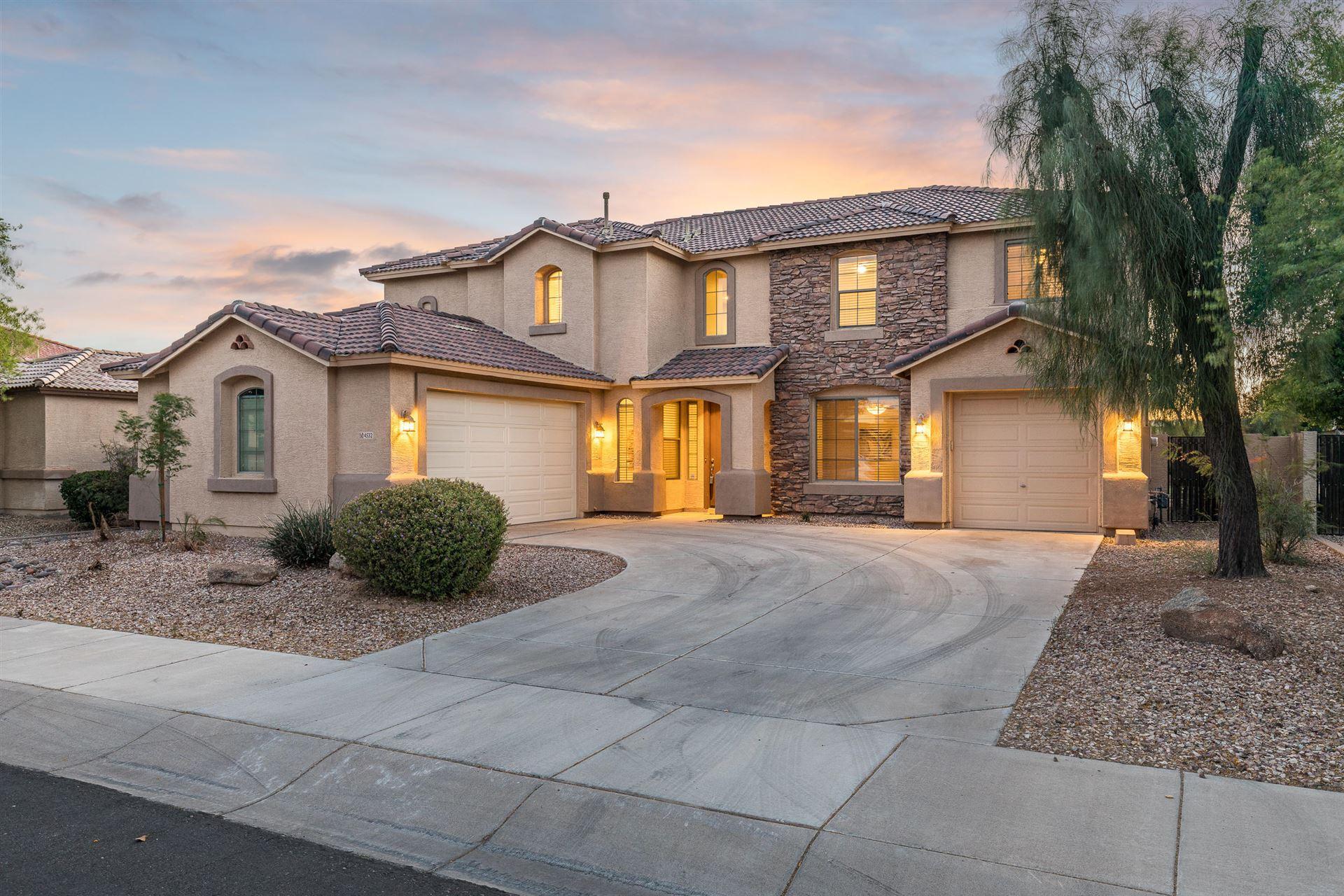 Photo of 4532 N 151ST Drive, Goodyear, AZ 85395 (MLS # 6230580)