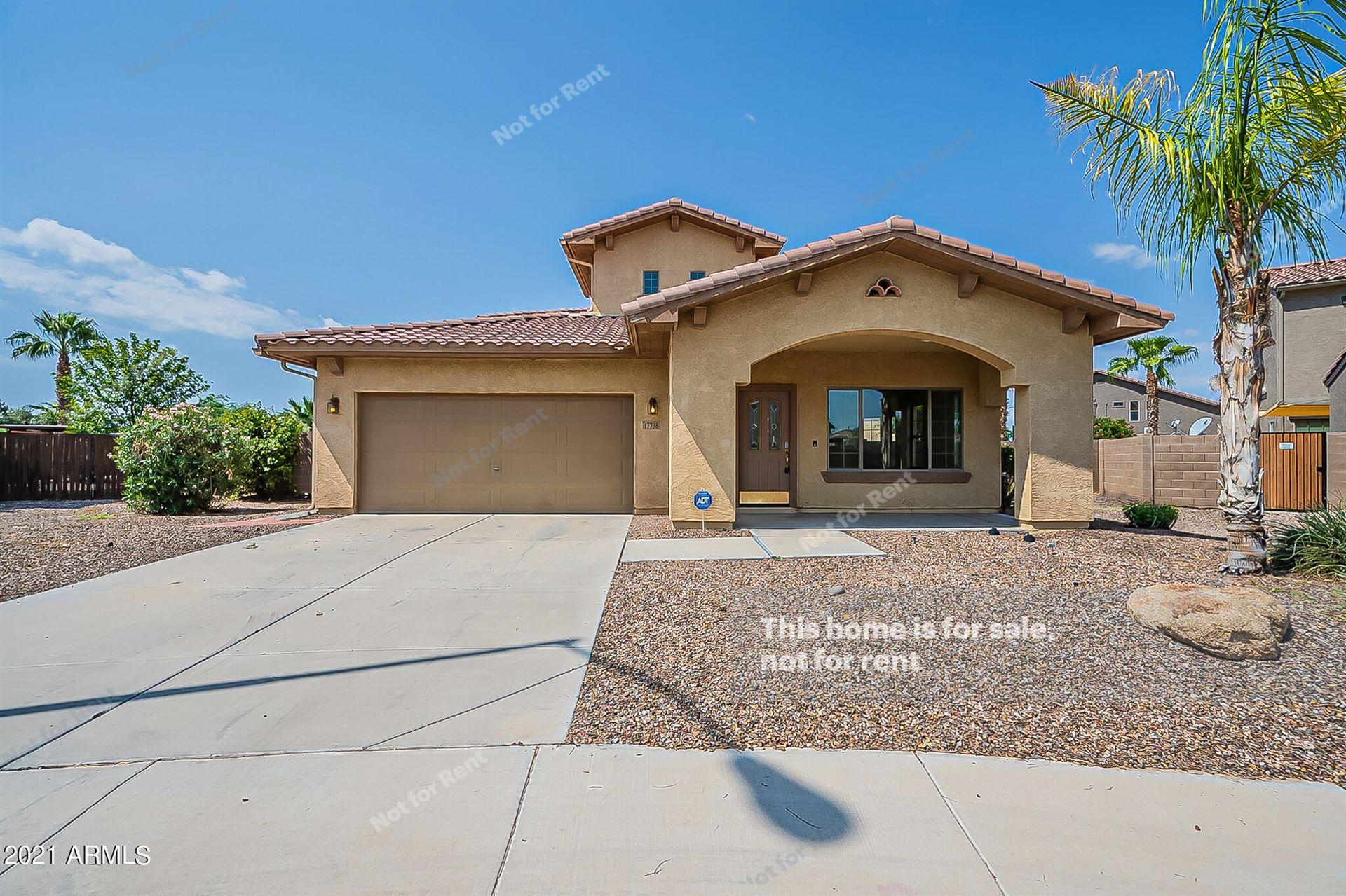 Photo for 17738 N CARMEN Avenue, Maricopa, AZ 85139 (MLS # 6289580)