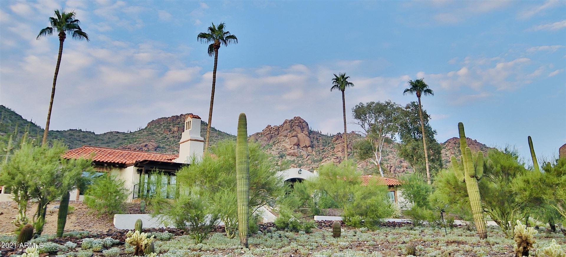 Photo of 6508 E EL SENDERO Road, Carefree, AZ 85377 (MLS # 6295580)