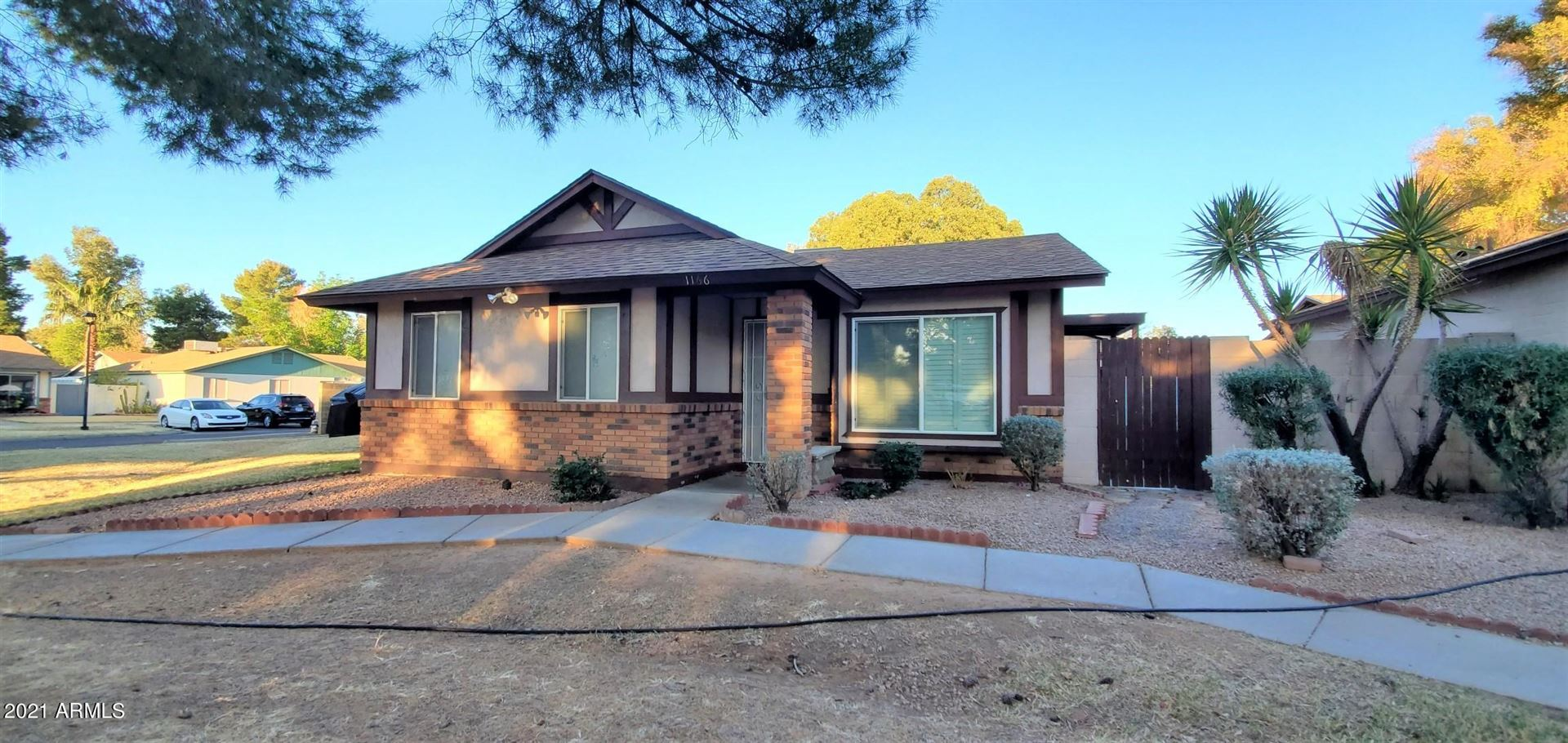 Photo of 5135 E EVERGREEN Street #1166, Mesa, AZ 85205 (MLS # 6203581)