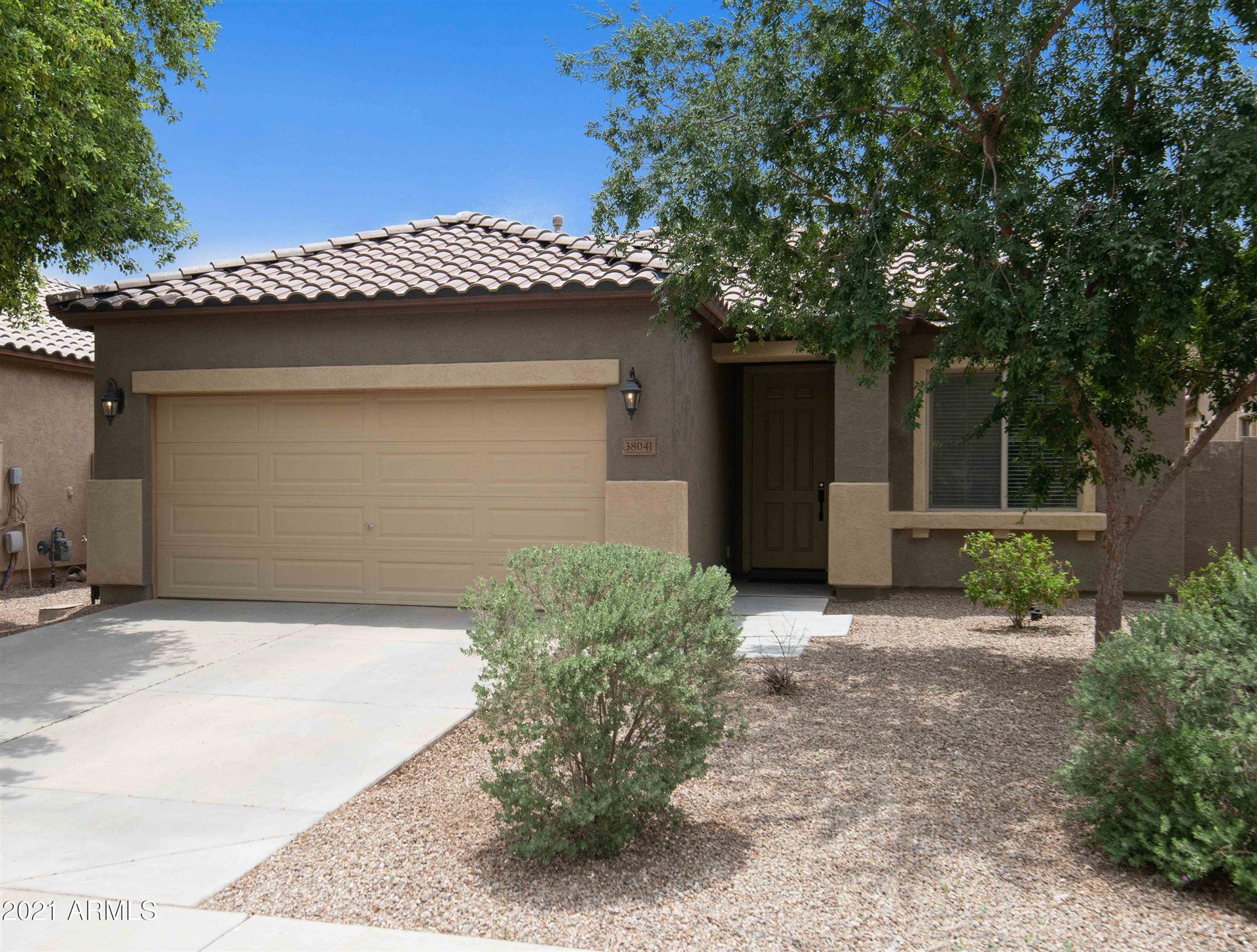 Photo of 38041 W LA PAZ Street, Maricopa, AZ 85138 (MLS # 6268582)