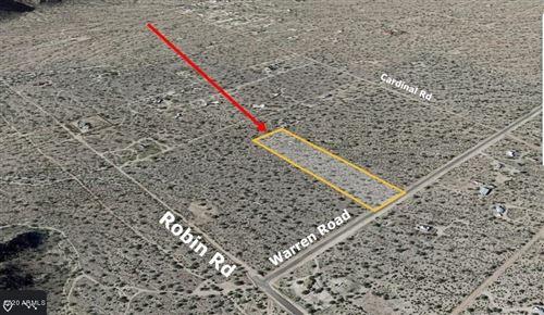 Tiny photo for 0 N Warren Road, Maricopa, AZ 85139 (MLS # 6100583)