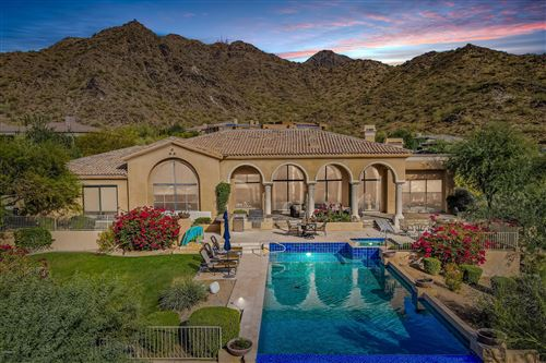 Photo of 11573 E MIRASOL Circle, Scottsdale, AZ 85255 (MLS # 6165583)