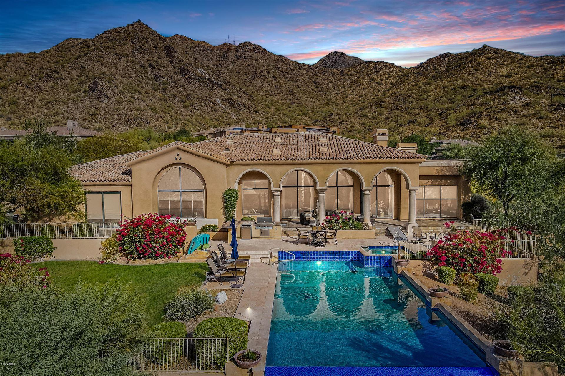 Photo of 11573 E MIRASOL Circle, Scottsdale, AZ 85255 (MLS # 6165583)