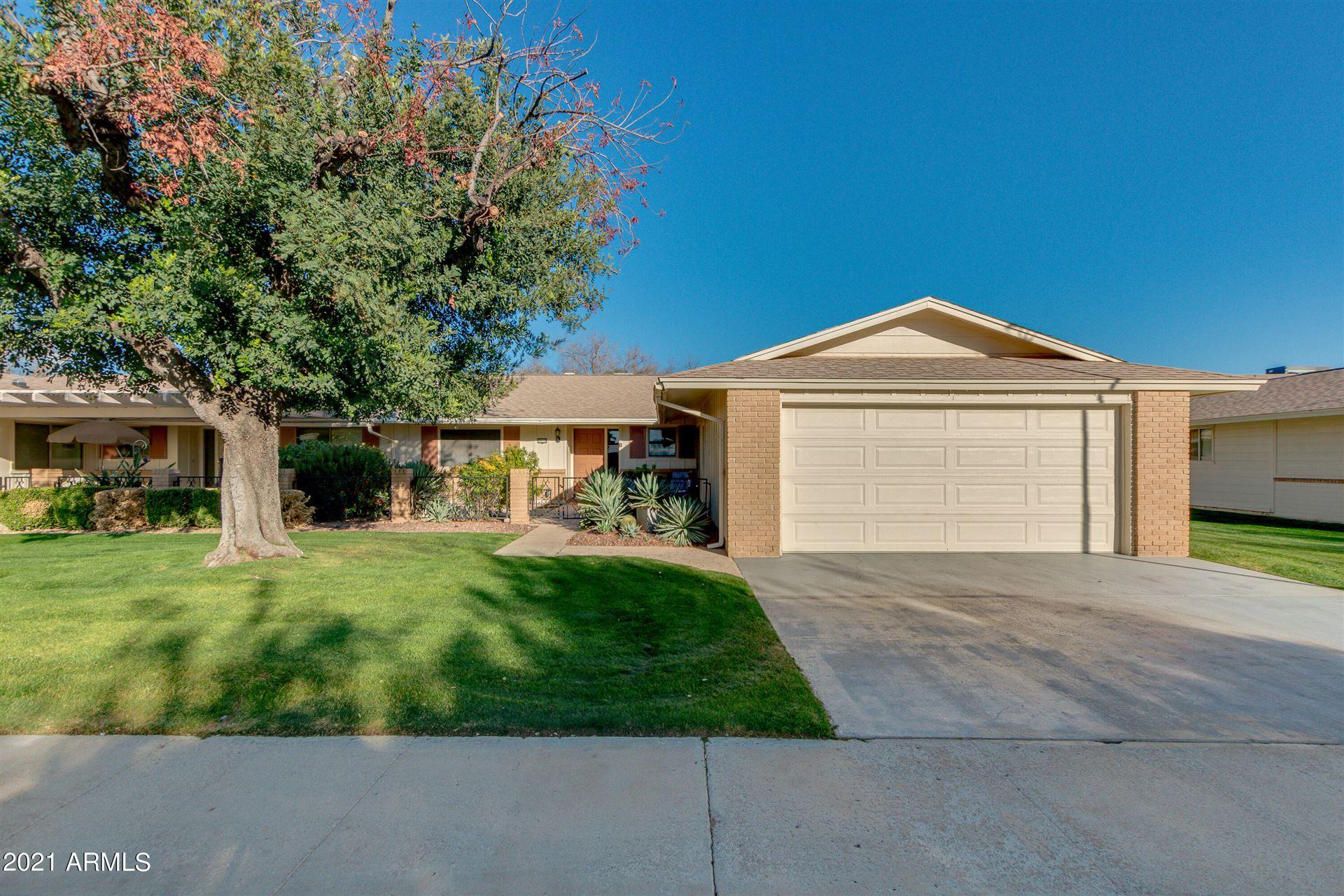 Photo of 10110 W KINGSWOOD Circle, Sun City, AZ 85351 (MLS # 6201583)