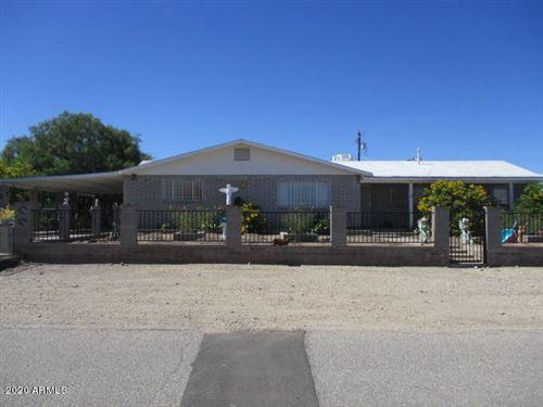 Photo of 831 N MCKINLEY Avenue, Ajo, AZ 85321 (MLS # 6048584)
