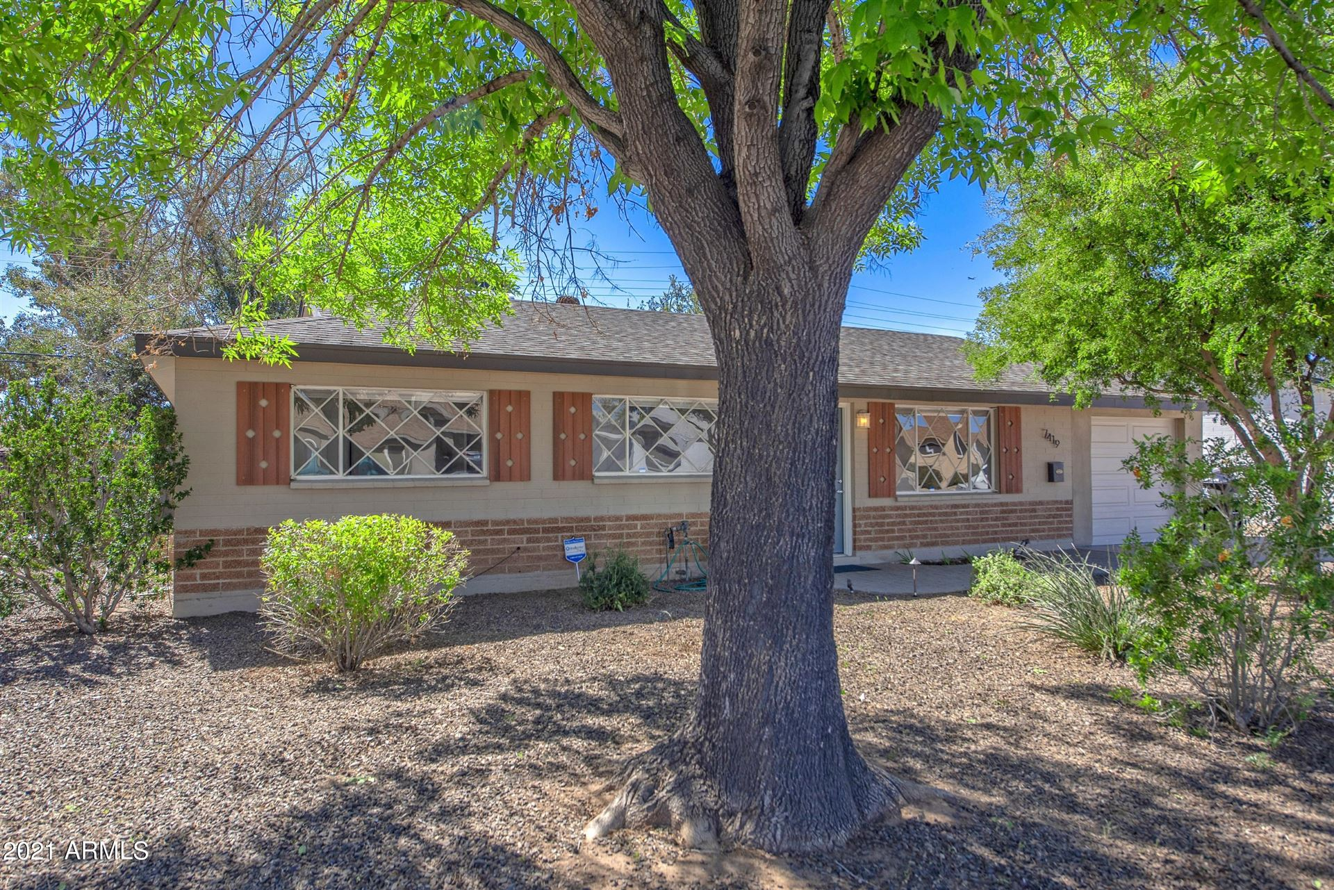 Photo of 7419 E FILLMORE Street, Scottsdale, AZ 85257 (MLS # 6201584)