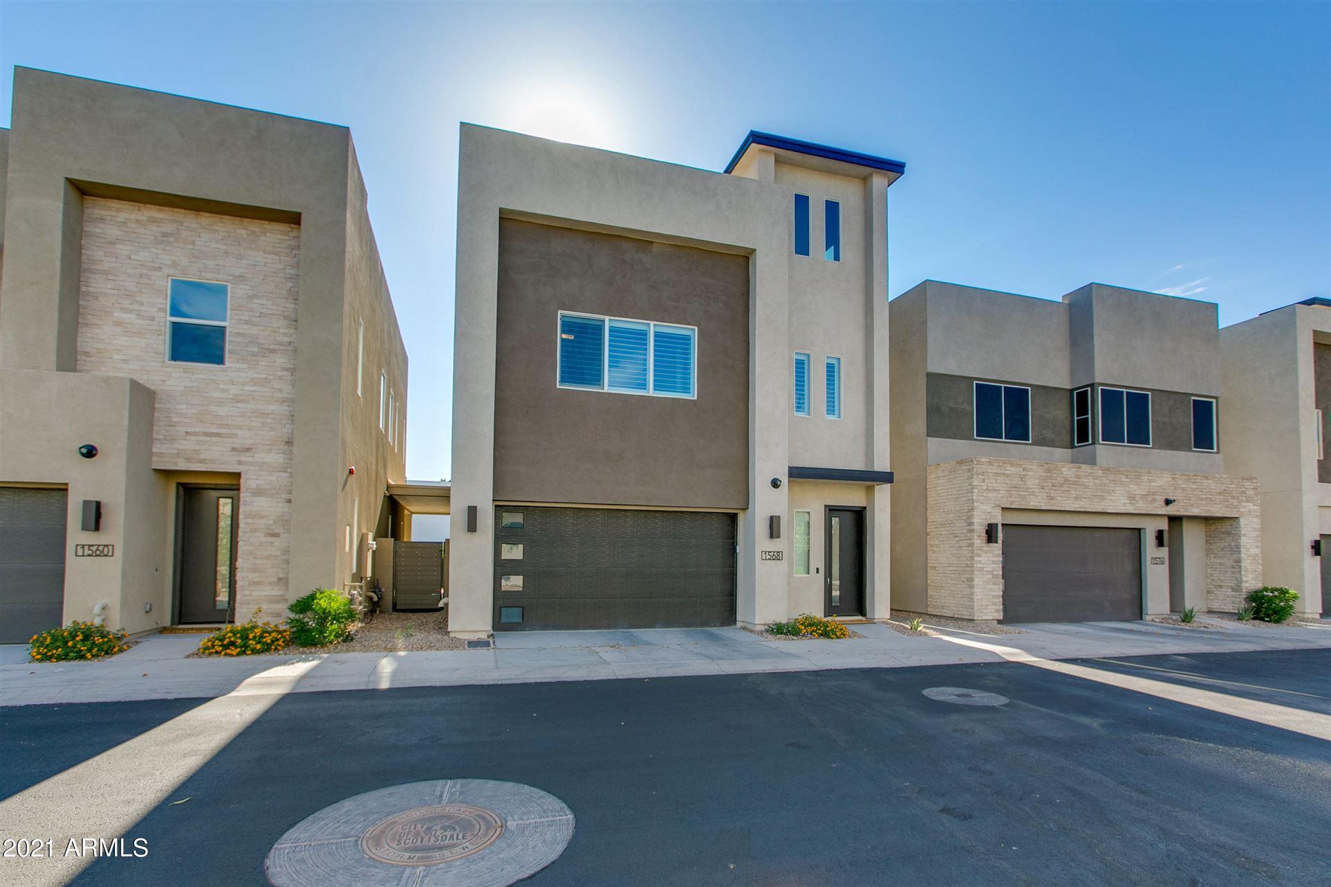 1568 N 68TH Place, Scottsdale, AZ 85257 - MLS#: 6244584